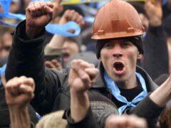 Сотрудники ГХК «Бор» бастуют из-за невыплаты зарплаты