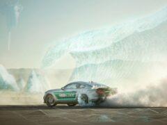 Oculus Rift — виртуальный дрифт на реальном автомобиле