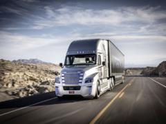 DAIMLER представил первый автономный грузовик