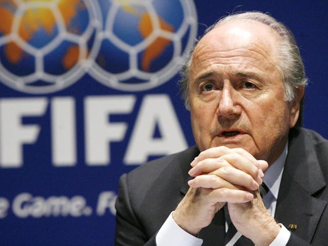 ФИФА Йозеф Блаттер
