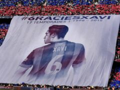 «Барселона» попрощалась с Хави, а Криштиану Роналду стал лучшим бомбардиром Ла Лиги
