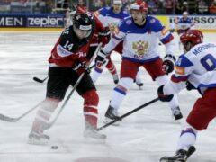ЧМ по хоккею: Канада – Россия – 6:1