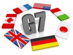 На саммите G7 допускают применение новых санкций против РФ