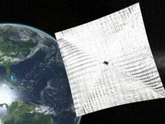 Секретный военно-космический самолет запущен США