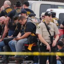 Байкерские разборки в США: девять человек погибли