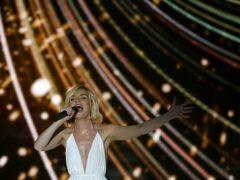Российская певица Полина Гагарина вышла в финал «Евровидения»