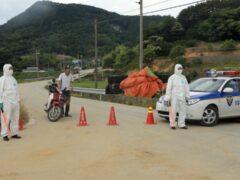 Число скончавшихся от коронавируса MERS в Южной Корее достигло 32