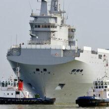 Франция не хочет платить за «Мистрали»