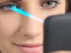 LG и Samsung сообщили о разработке технологии считывания сетчатки глаза