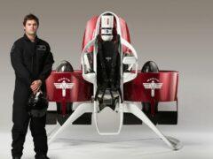 Уже в следующем году вы сможете купить персональный ракетный ранец всего за $150,000