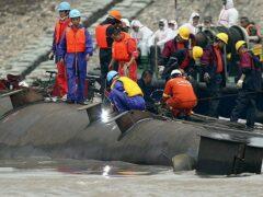 Число погибших на реке Янцзы в КНР увеличилось до 154 человек