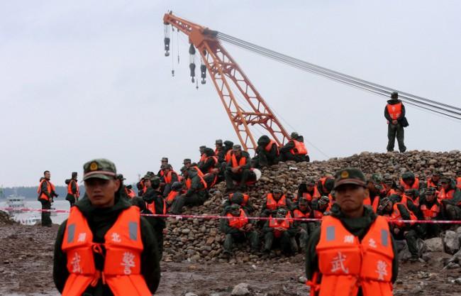 Катастрофа Китай