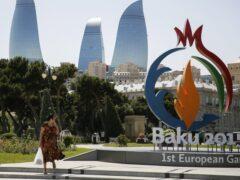 В Баку прошла церемония открытия первых Европейских игр