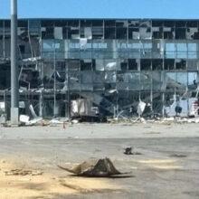 Близ донецкого аэропорта вновь стреляют