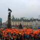 Два огромных следа самого редкого леопарда связали Владивосток и Москву