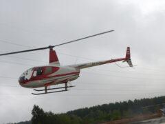 В Кемеровской области рухнул вертолет, погибли три человека