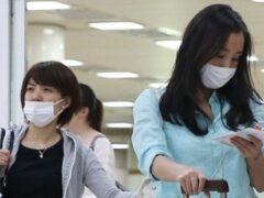 Растет число заразившихся коронавирусом в Южной Корее