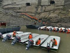 Власти КНР: Крушение туристического теплохода самое крупное за последние 70 лет