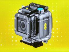Экшн камера от ЕЕ атакует Go Pro со своей новой разработкой