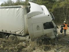 В страшном ДТП под Смоленском погибли кинологи и собаки