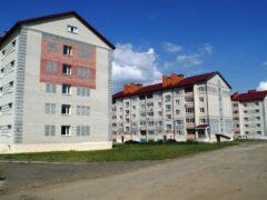 В Краснослободске сдан в эксплуатацию 36-квартирный дом