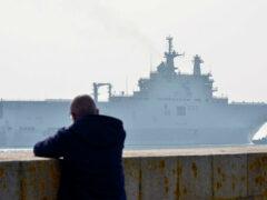Москва и Париж договорились о сумме неустойки за «Мистрали»