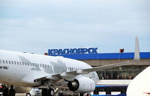 аэропорт в Красноярске