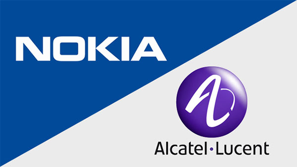 Слияние Nokia и Alcatel-Lucent
