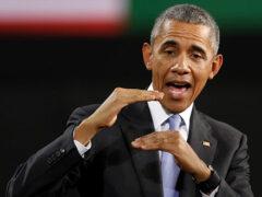 В Кении Обама станцевал липалу