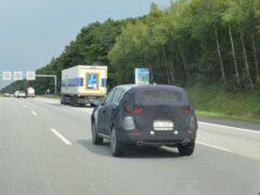 Новая генерация Kia Sportage проходит полевые тесты в Германии