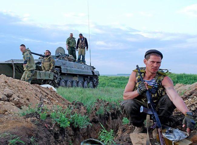 захоронение в ДНР
