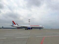 Парк «Трансаэро» пополнил первый лайнер Airbus А321