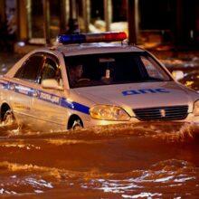Тайфун «Чан-Хом» обрушился на Приморье