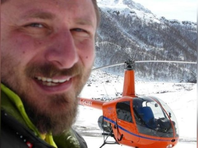 вертолетчик Ананов