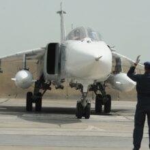 В Хабаровском крае разбился самолет Су-24М: два пилота погибли
