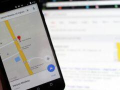 В Google Maps появилась информация об очередях