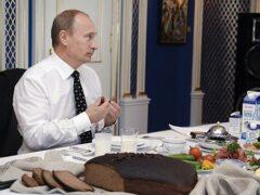 Президент РФ одобрил уничтожение санкционных продуктов