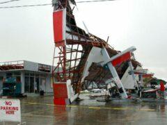 Ущерб от тайфуна «Чан-хом» в Китае оценили свыше $300 млн