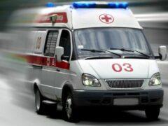 В центре Петербурга в лестничный пролет упал пьяный 27-летний мужчина