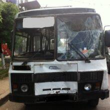 Крупное ДТП с участием автобуса в Красноярске: 10 человек погибли