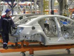Падение спроса в России вынудило немцев сократить производство Opel