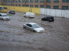 Китайский тайфун натворил бед в Приморье и ушел в Хабаровск