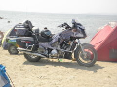 Мотоциклисты соберутся на берегах Тихого океана в начале августа