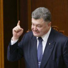 Порошенко заявил об увеличении расходов на армию в 2016 году