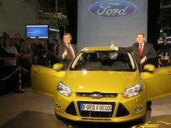 Ford отказался участвовать в Парижском автосалоне
