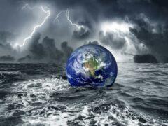 Ученые выдвинули новую версию гибели Земли: всемирный потоп
