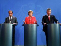 СМИ: ЕС требует от Киева уступок по Донбассу, тот отказывается
