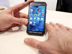 В России начались продажи смартфона Samsung Galaxy Xcover 3