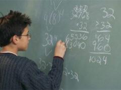 Отношение родителей к математике передается детям