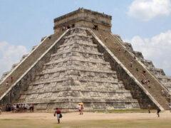 Под пирамидой в священном городе майя Чичен-Ице нашли озеро